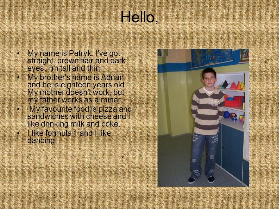 Let's get to know Class 6 a Alfred Szklarski Public School No 15 in Myslowice