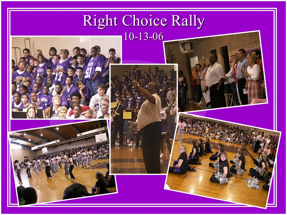 Right Choice Rally 10-13-06