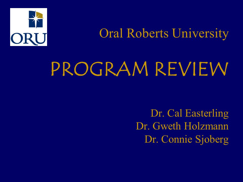 Program Review Rubrics CRITERIAEXEMPLARY 4 COMPETENT 3 ACCEPTABLE 2 QUESTIONABLE 1 UNACCEPTABLE INSUFFICIENT DATA 0 SCORE ITEM 1 History Complete history with faculty timeline, changes in the program, relates the program to the ORU mission.