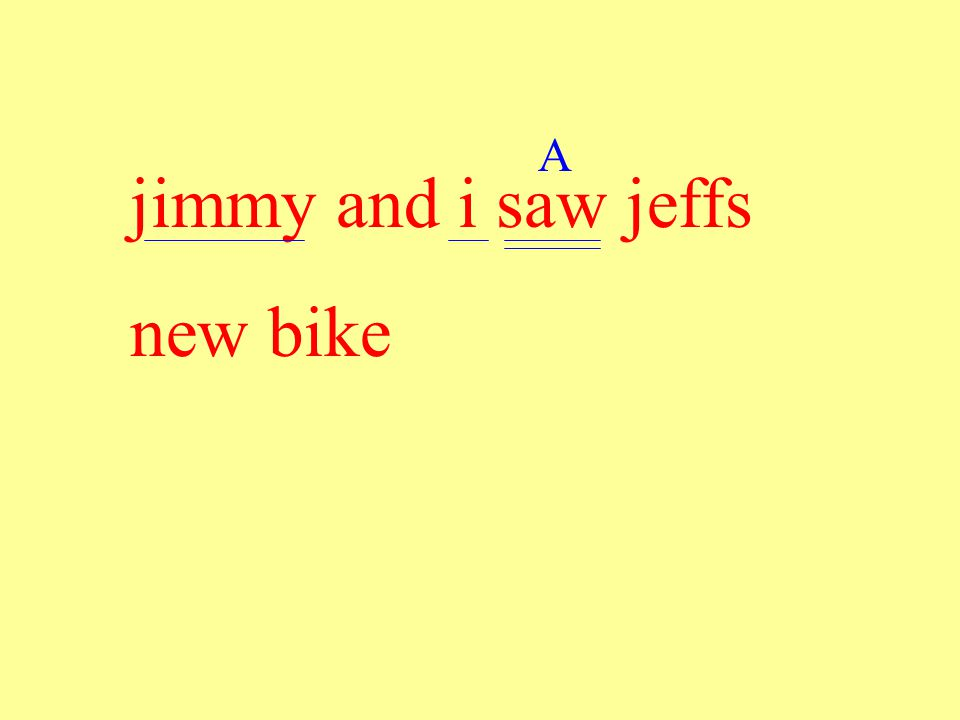 jimmy and i saw jeffs new bike A