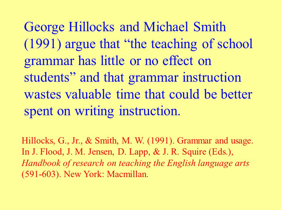 Why Daily Grammar Practice? Works like a daily grammar vitamin
