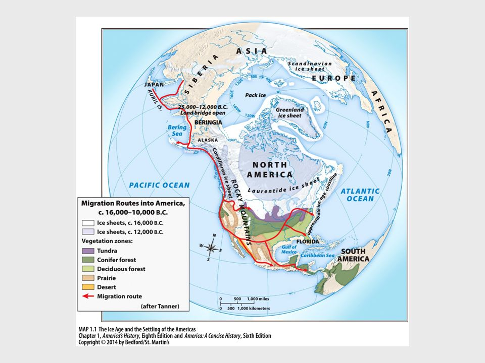 III.West and Central Africa: Origins of the Atlantic Slave Trade C.