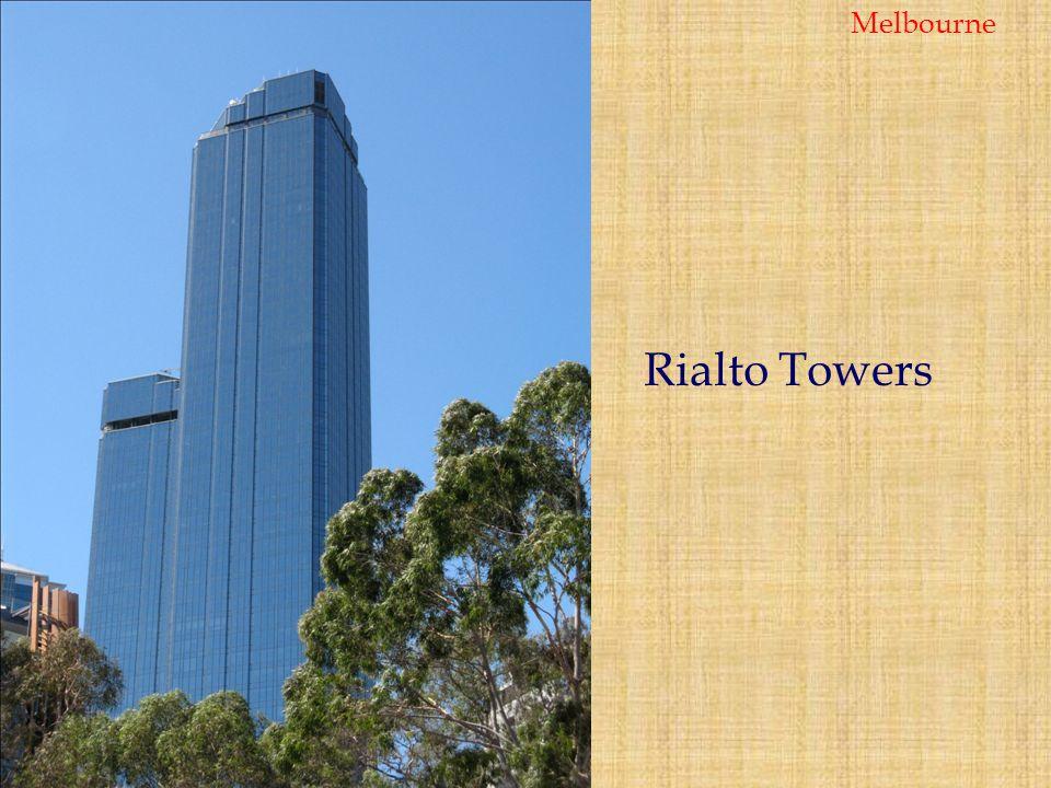Rialto Towers Melbourne