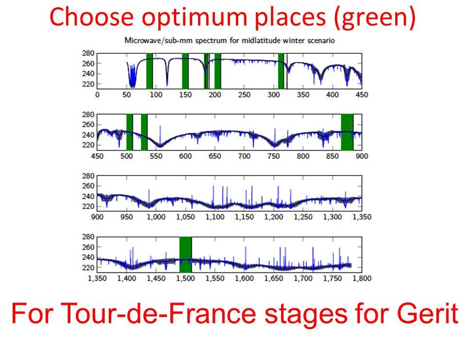 For Tour-de-France stages for Gerit