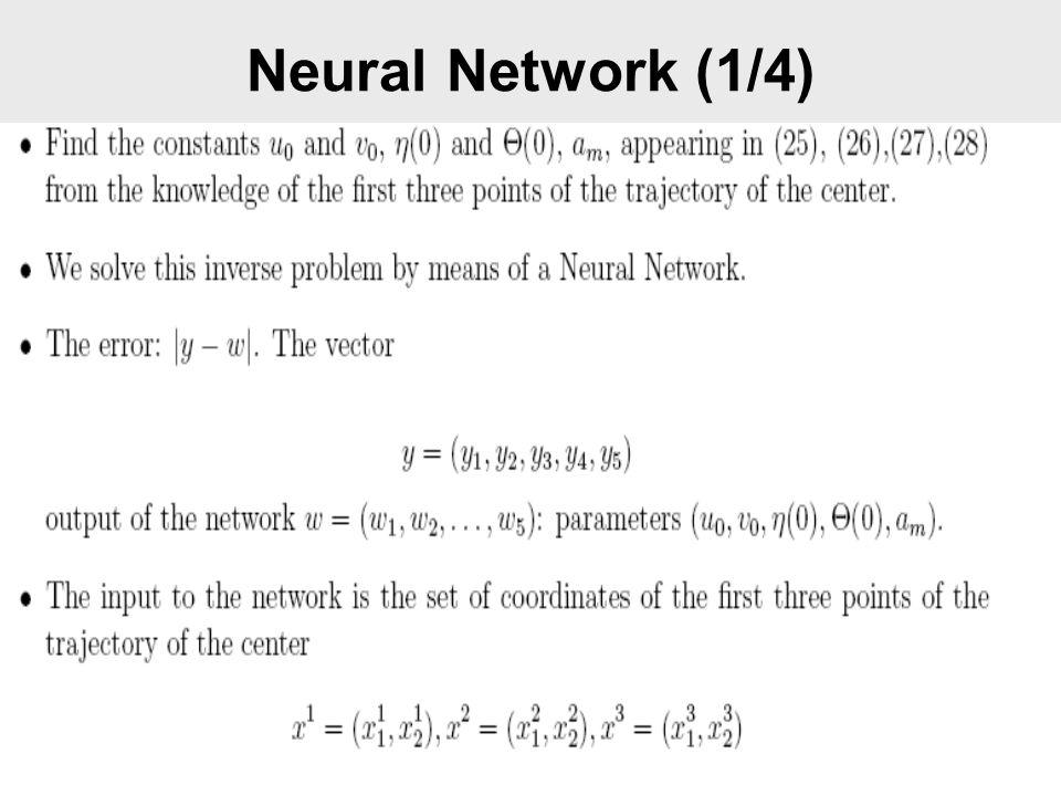 Neural Network (1/4)