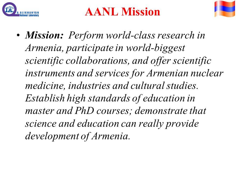AANL Vision Vision: A.