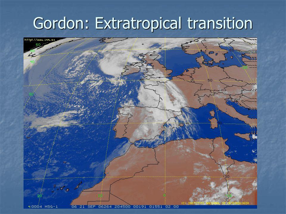 Gordon: Extratropical transition