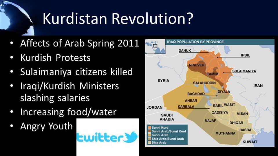 Kurdistan Revolution.