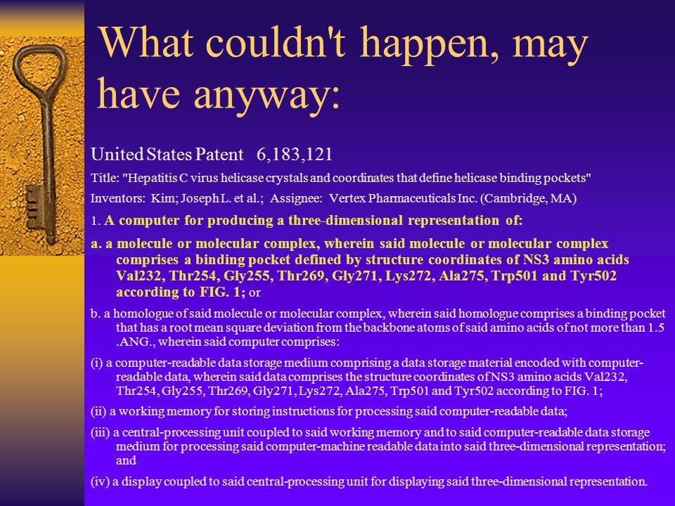 Solution:  Reinvigorate Raw Material Doctrine What is Raw Material Doctrine.
