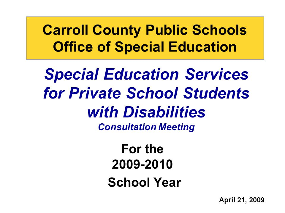 Consultation with Teachers Services offered but not limited to: Provide strategies Modifications Accommodations Training on different disabilities Data collection Behavior plans Methodologies Assistive Tech training – software and hardware Materials (i.e.
