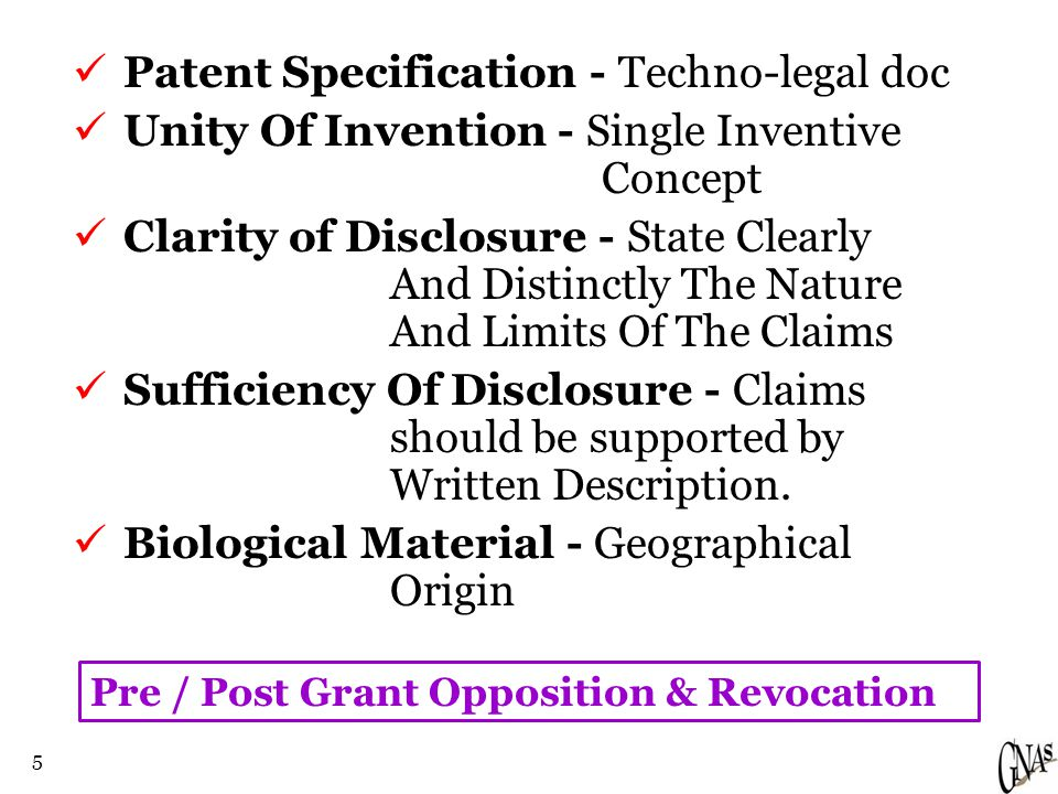 16 How to Proceed  Explain elements of patentability  Novelty/Non-obviousness (inventive step)  What is not patentable  How to make invention on hand patentable  Create new results/data  Repeat step
