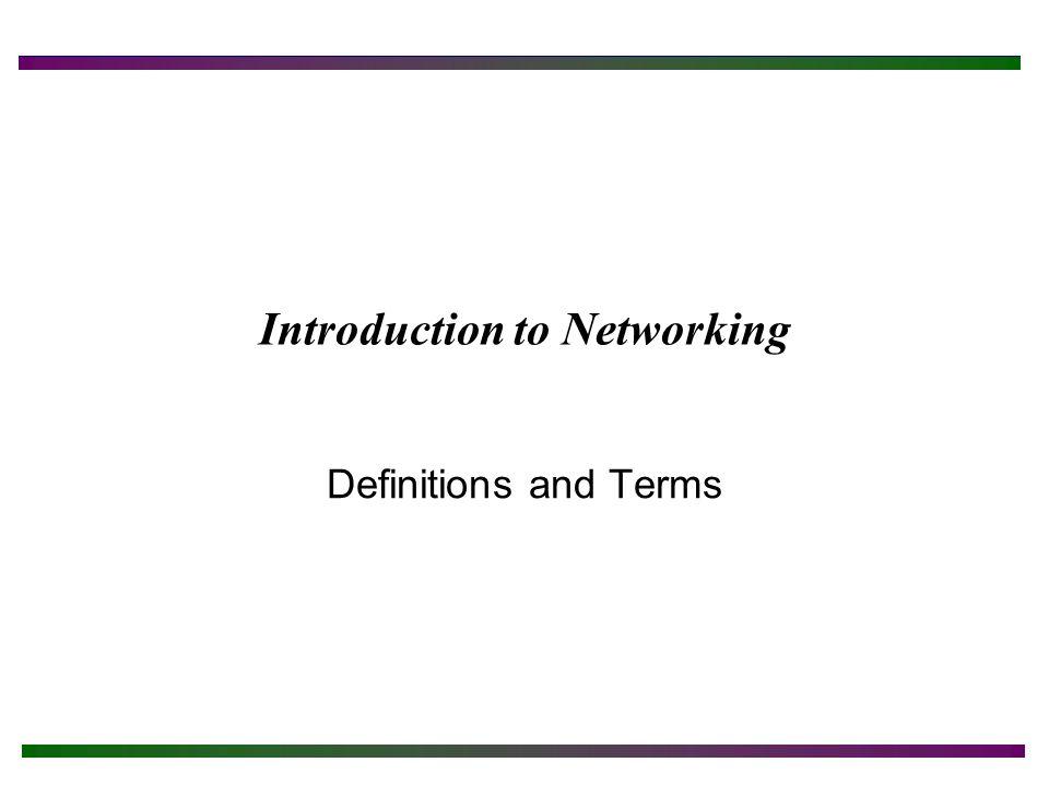 Network Topologies Network – Figure # 4 Star Topology