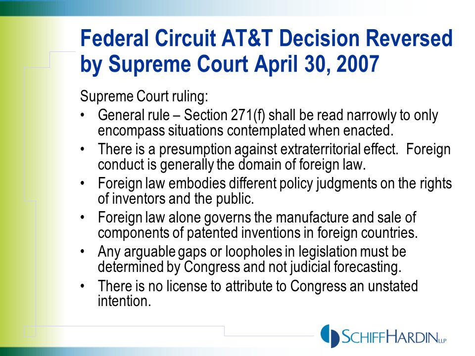 AT&T CORP. v. MICROSOFT CORP., 414 F.3d 1366 (Fed.