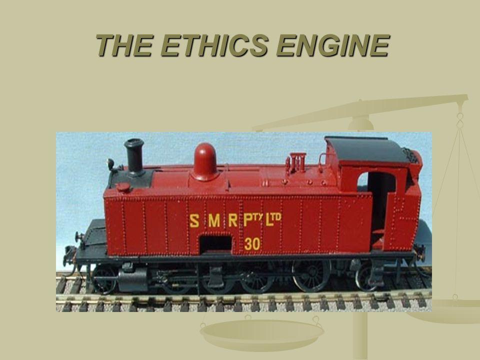 THE ETHICS ENGINE