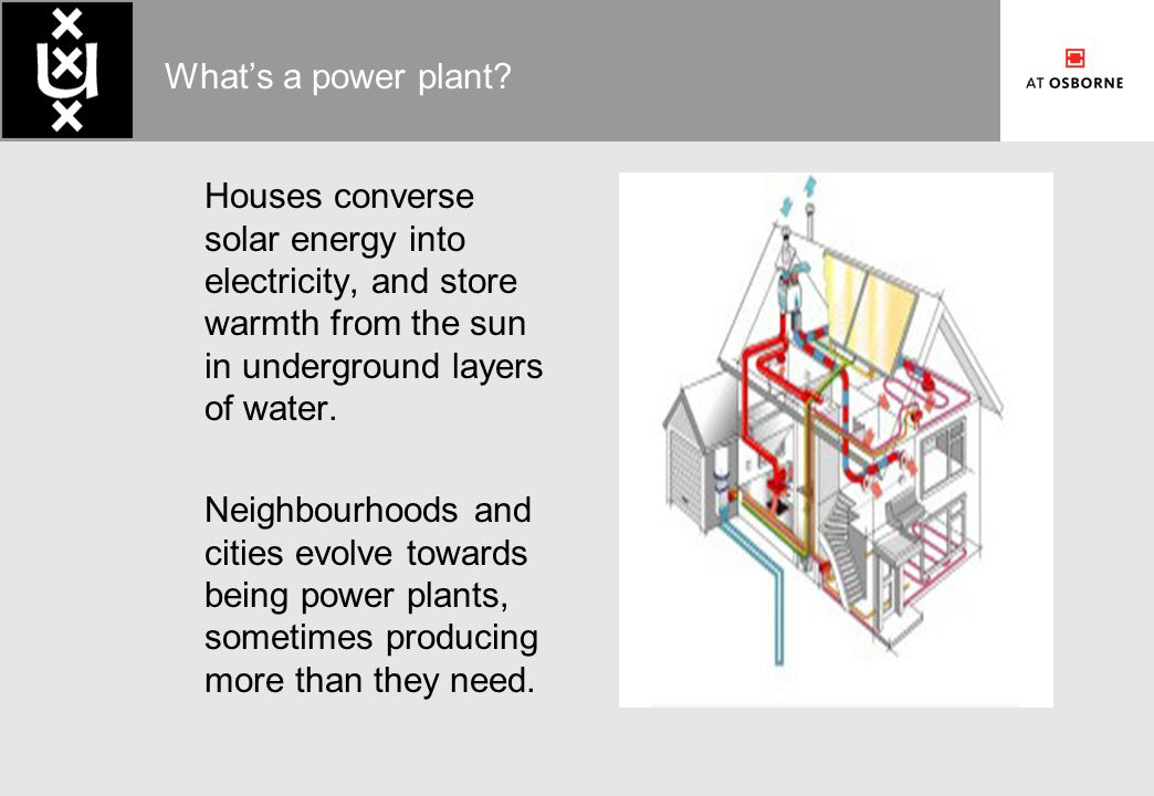 What's a power plant.