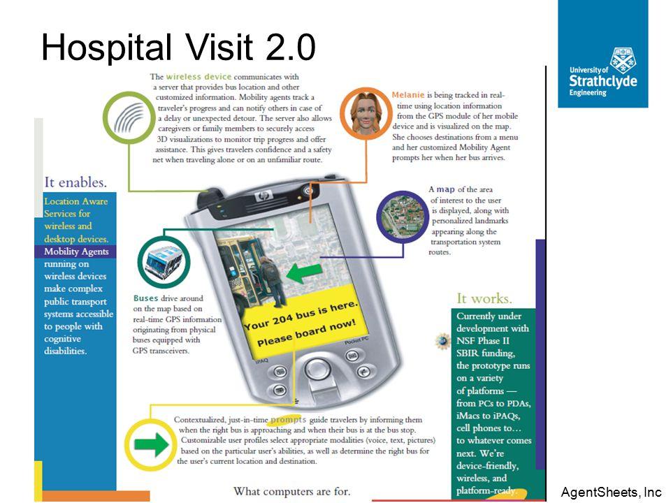 Hospital Visit 2.0 AgentSheets, Inc