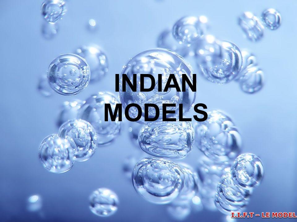 INDIAN MODELS
