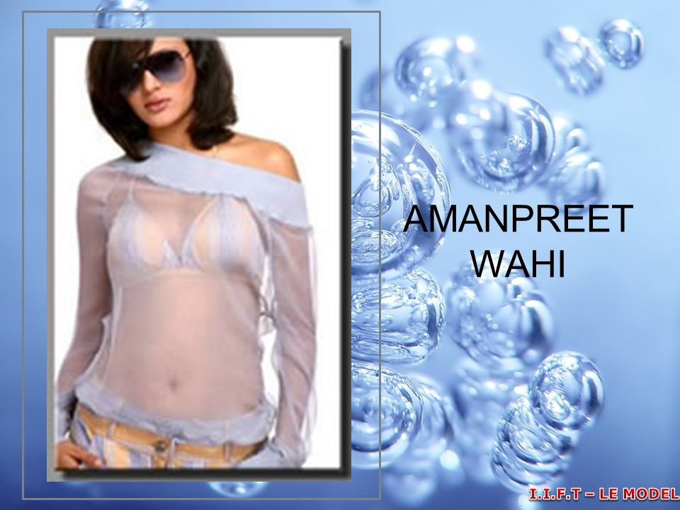 AMANPREET WAHI