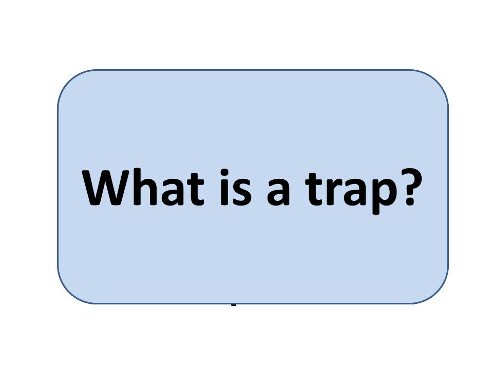 A trap is a software- generated interrupt caused by either an error or a user request.