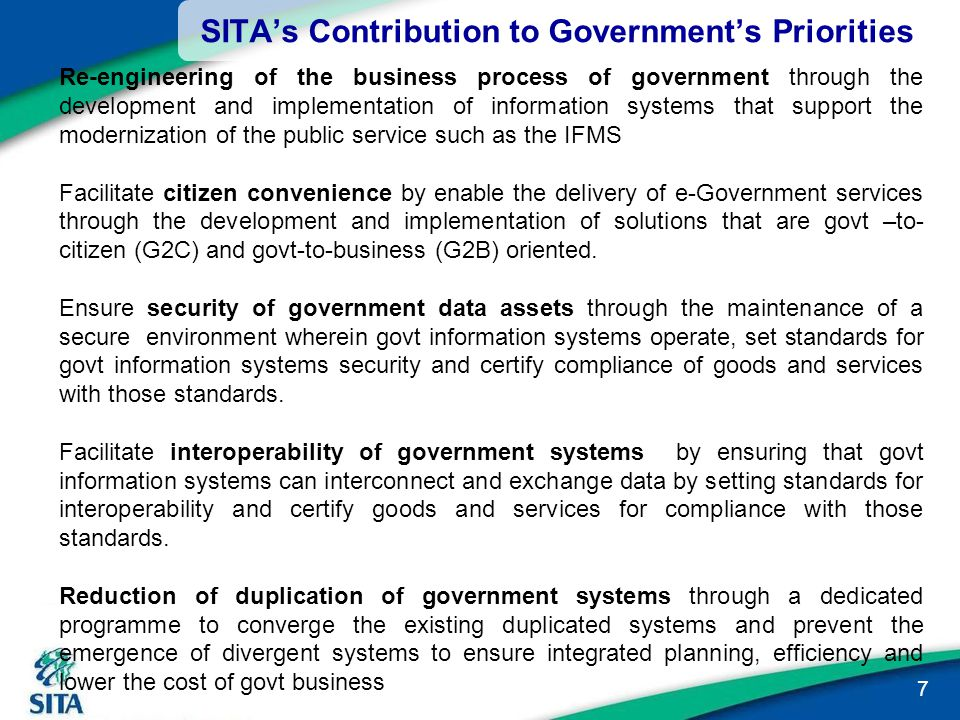 In conclusion....Our Commitment to YOU  SITA is committed to enacting on its SMME Development Strategy and pursuing all that the strategy intends to achieve  SITA is committed to engaging with SMME's and creating opportunities for growth through our process to procure in SITA  SITA is committed to make available its own resources to support SMME Development (e.g.