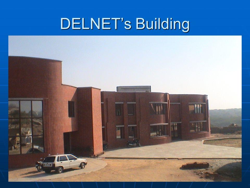 DELNET's Building