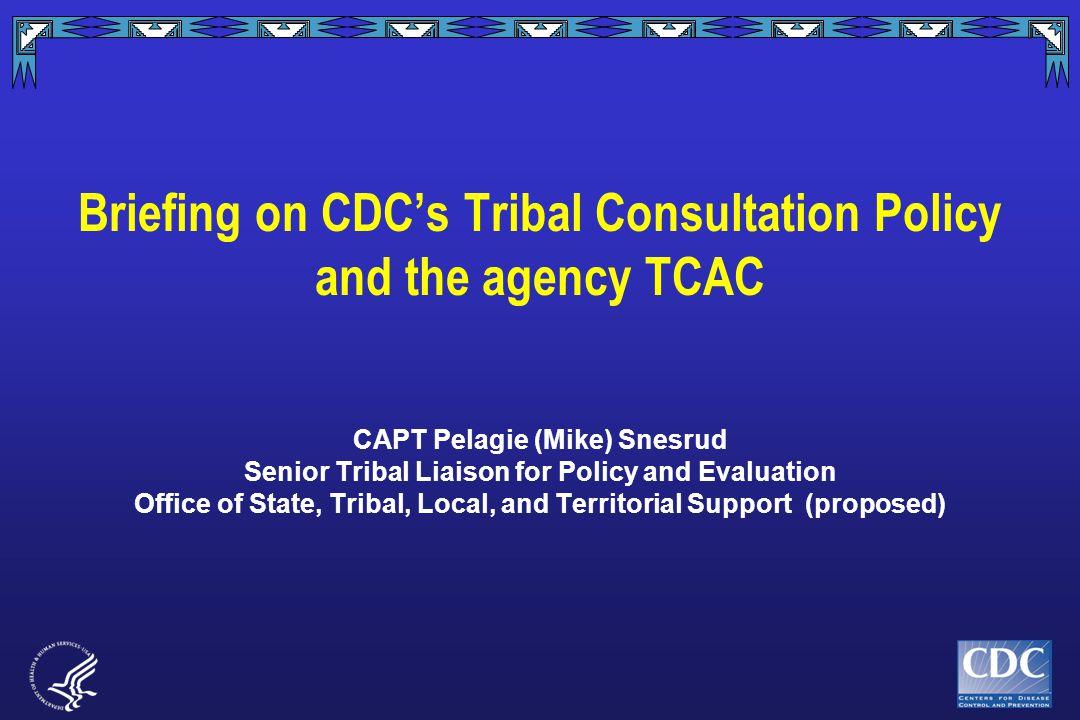 Current CDC AI/AN Programs