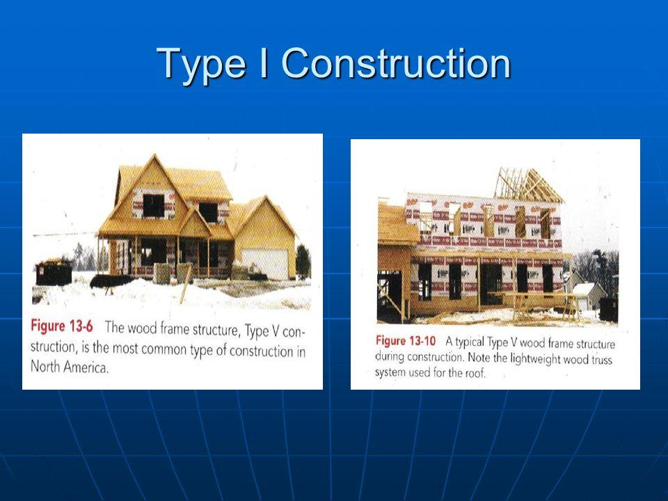Type I Construction