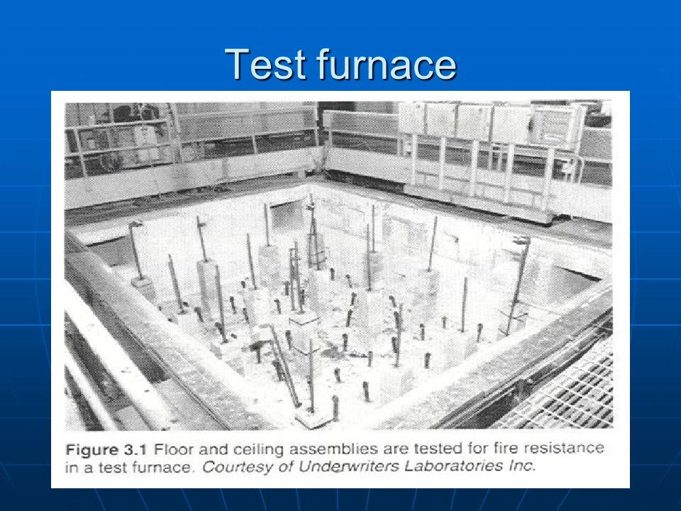 Test furnace