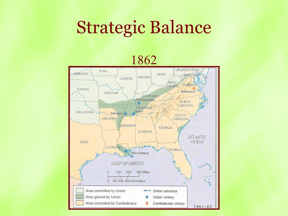 Strategic Balance 1862