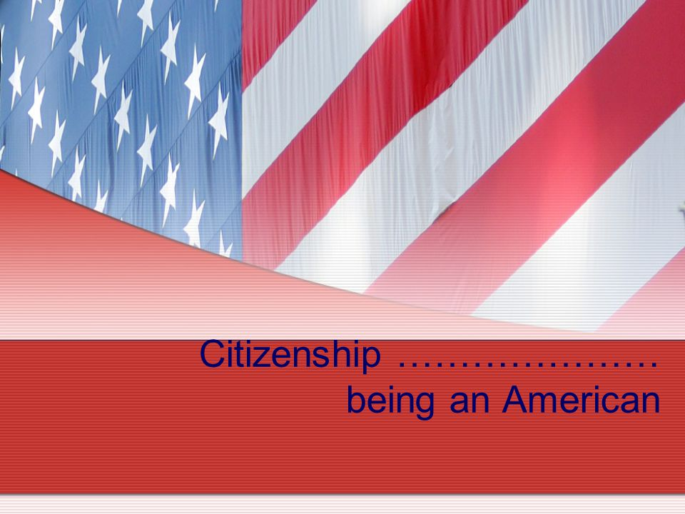 All persons born or naturalized in the United States, and subject to the jurisdiction thereof, are citizens of the United States and of the state wher