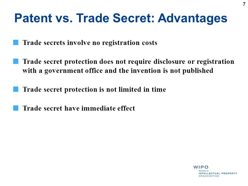 77 Patent vs.