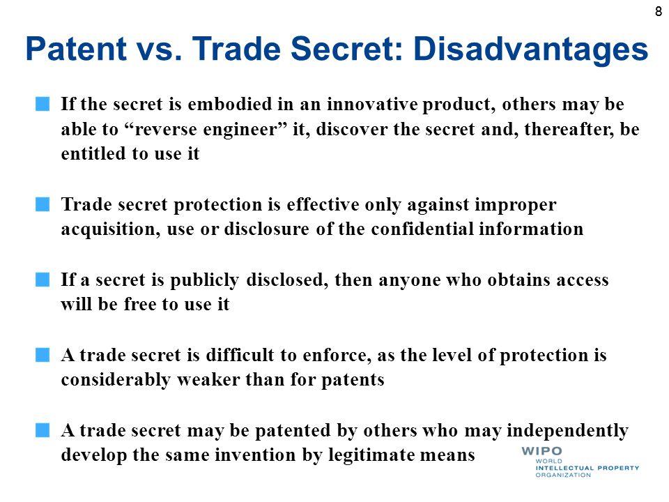 88 Patent vs.