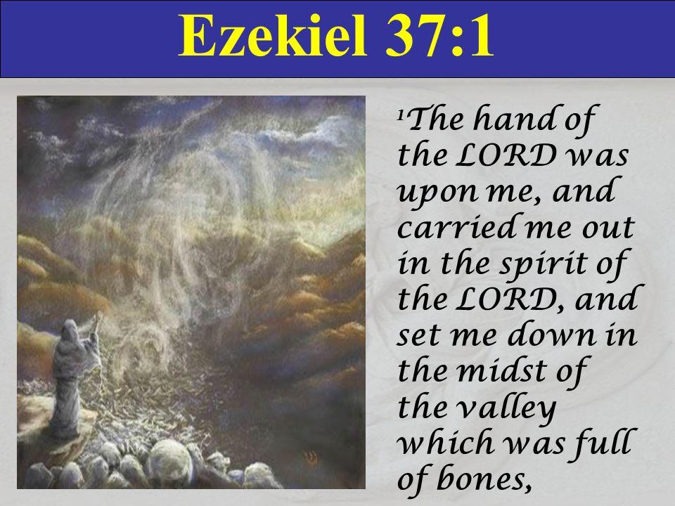End of Ezekiel Chapter 37