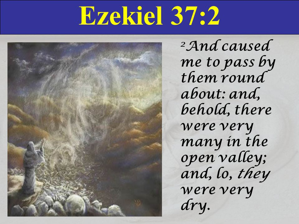 Ezekiel 37:17-18 17 And join them one to another into one stick; and they shall become one in thine hand.