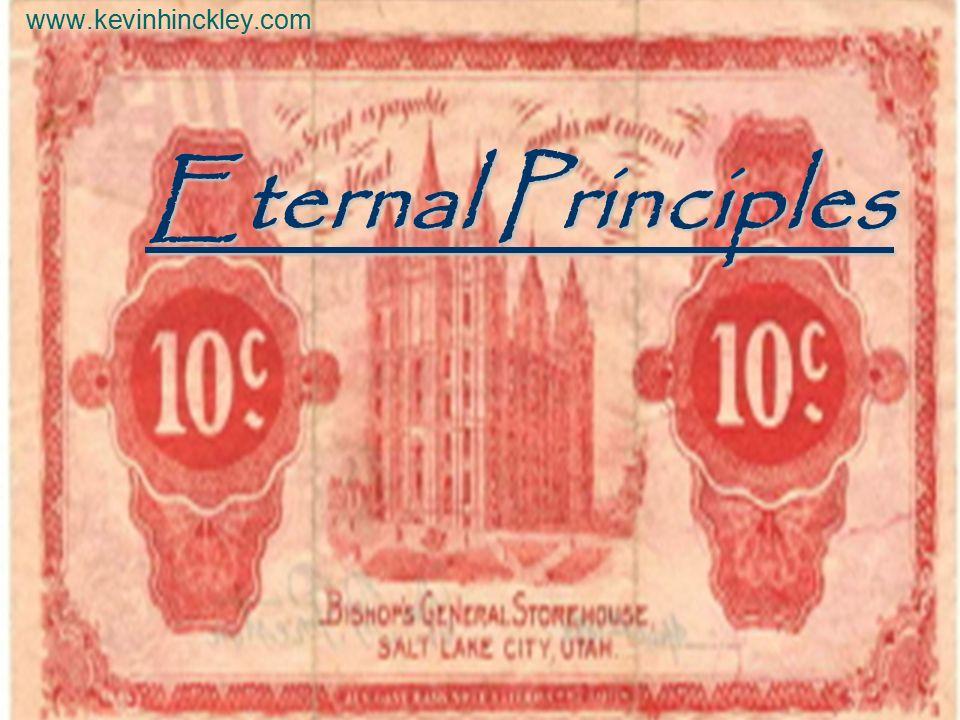 Eternal Principles www.kevinhinckley.com