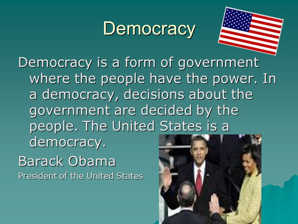 Dictatorship A government that is controlled by one person or a small group of people.