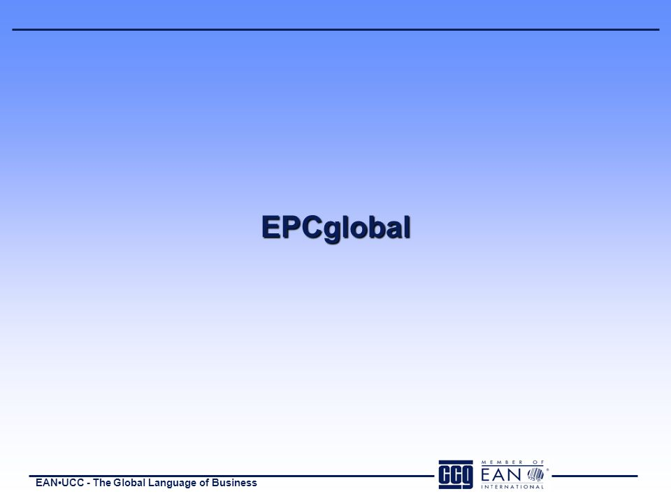 EPCglobal Board Operating Committee EANUCC Board User Action Group Technical Steering Committee Software Action Group Hardware Action Group Auto-ID Labs EPCglobal Organisationsstruktur Develop Use Cases Business requirements Suggest New Technologies
