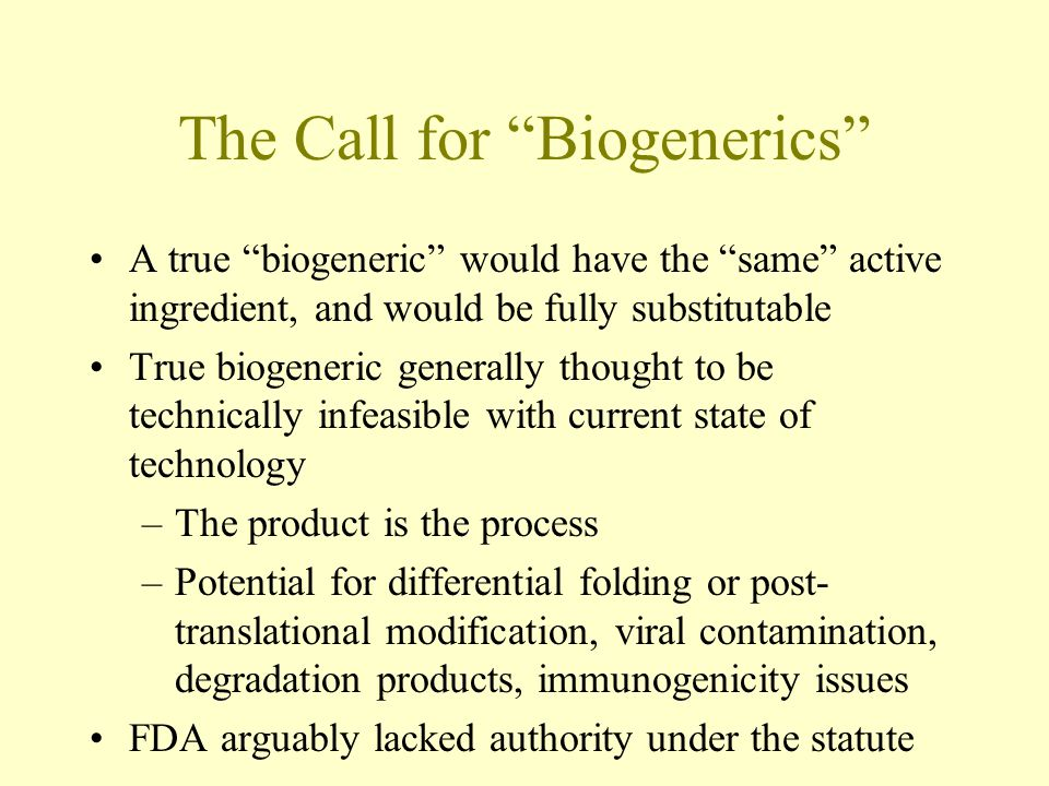 How Effective Will Patents Be For Protecting Biologics.