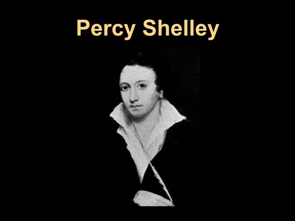 Percy Shelley