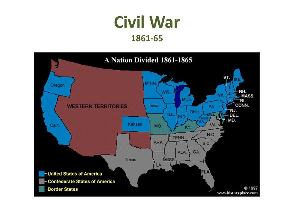 Population in Slave States