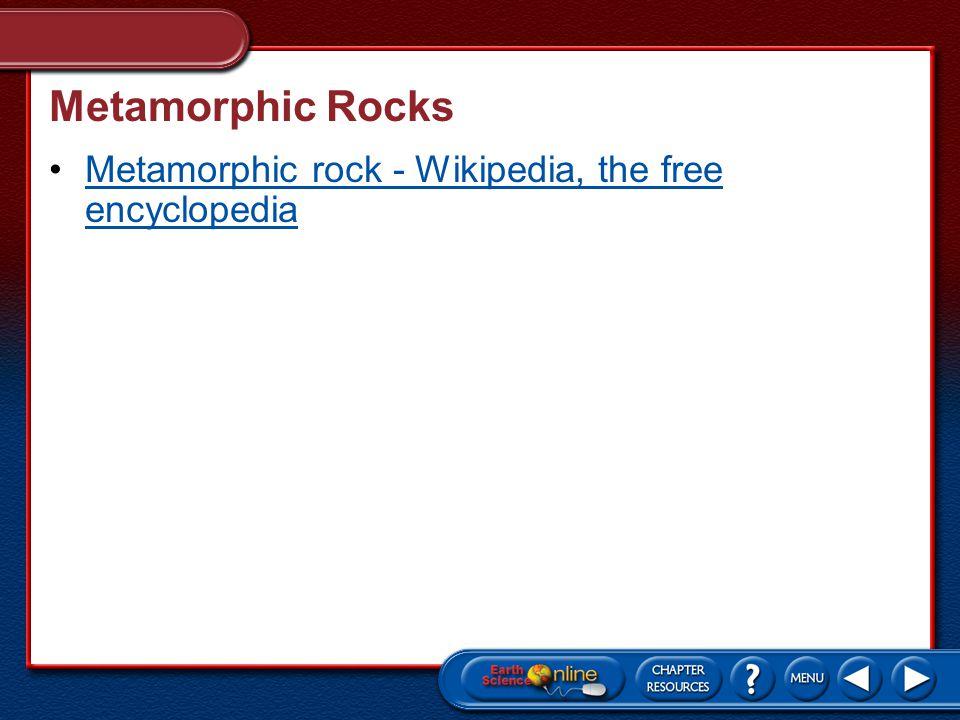 Metamorphic Rocks Metamorphic rock - Wikipedia, the free encyclopediaMetamorphic rock - Wikipedia, the free encyclopedia