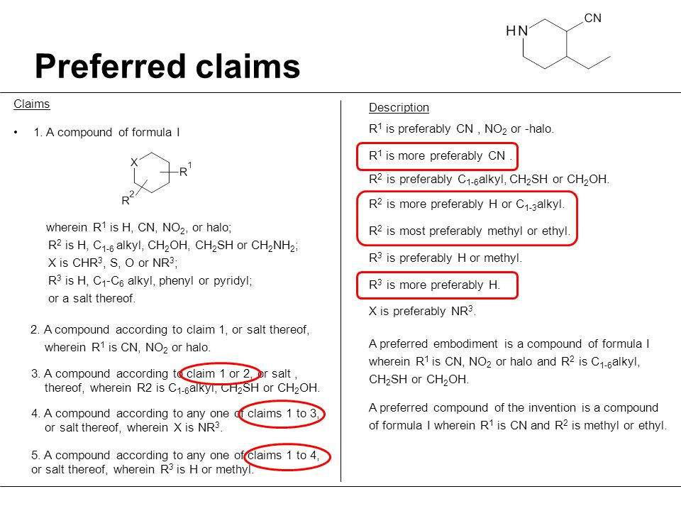 Claims 1. A compound of formula I 2.