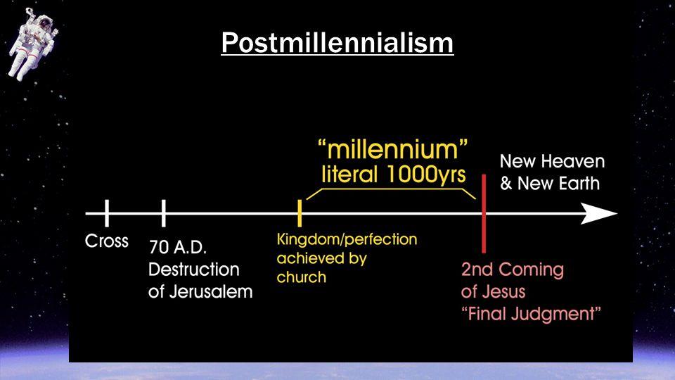 Postmillennialism after the millennium