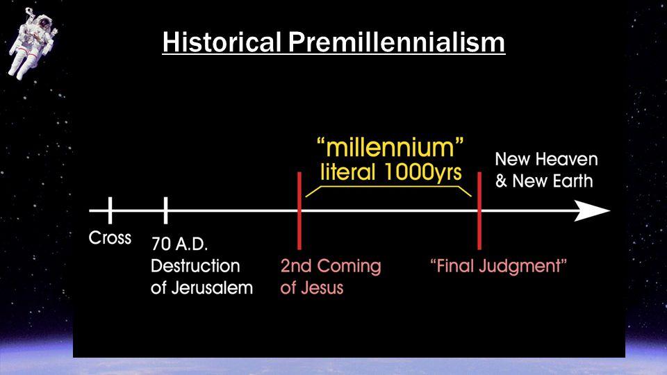 Premillennial Dispensationalism