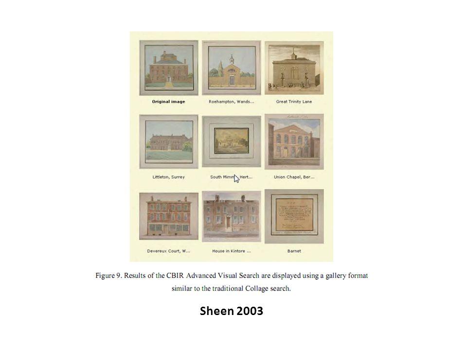 Sheen 2003