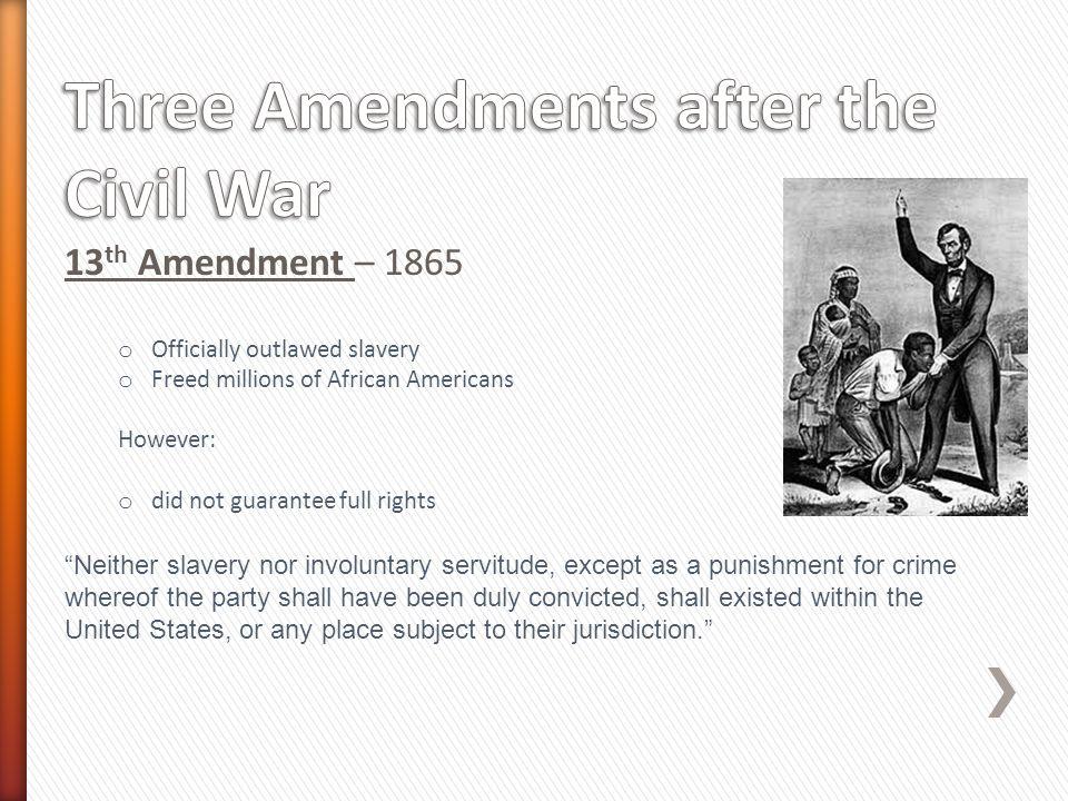 The Fourteenth Amendment Section.1.