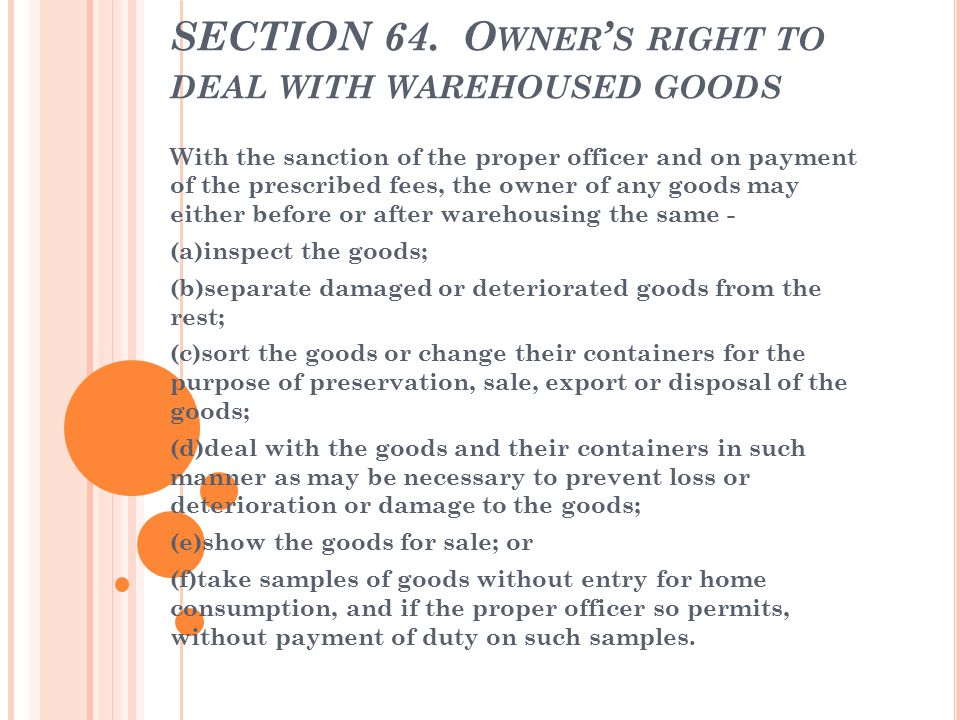SECTION 65.