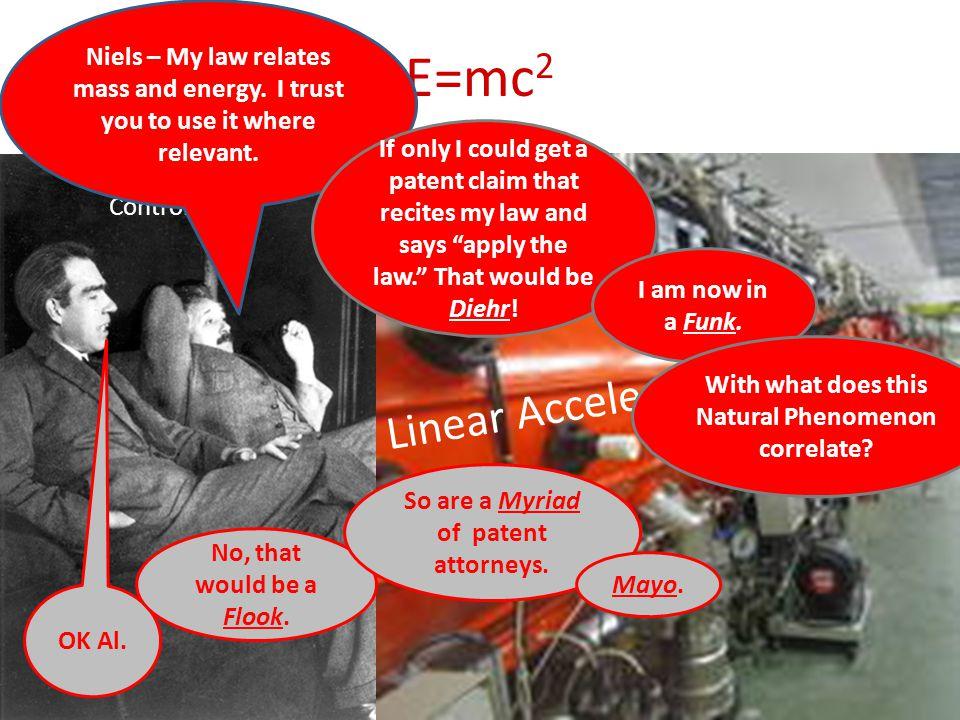 E=mc 2 Linear Accelerator Control Room Linear Accelerator OK Al.