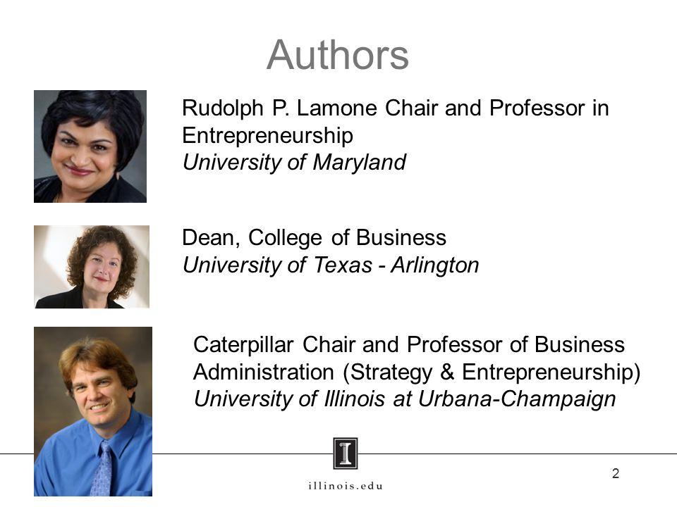 Authors 2 Rudolph P.