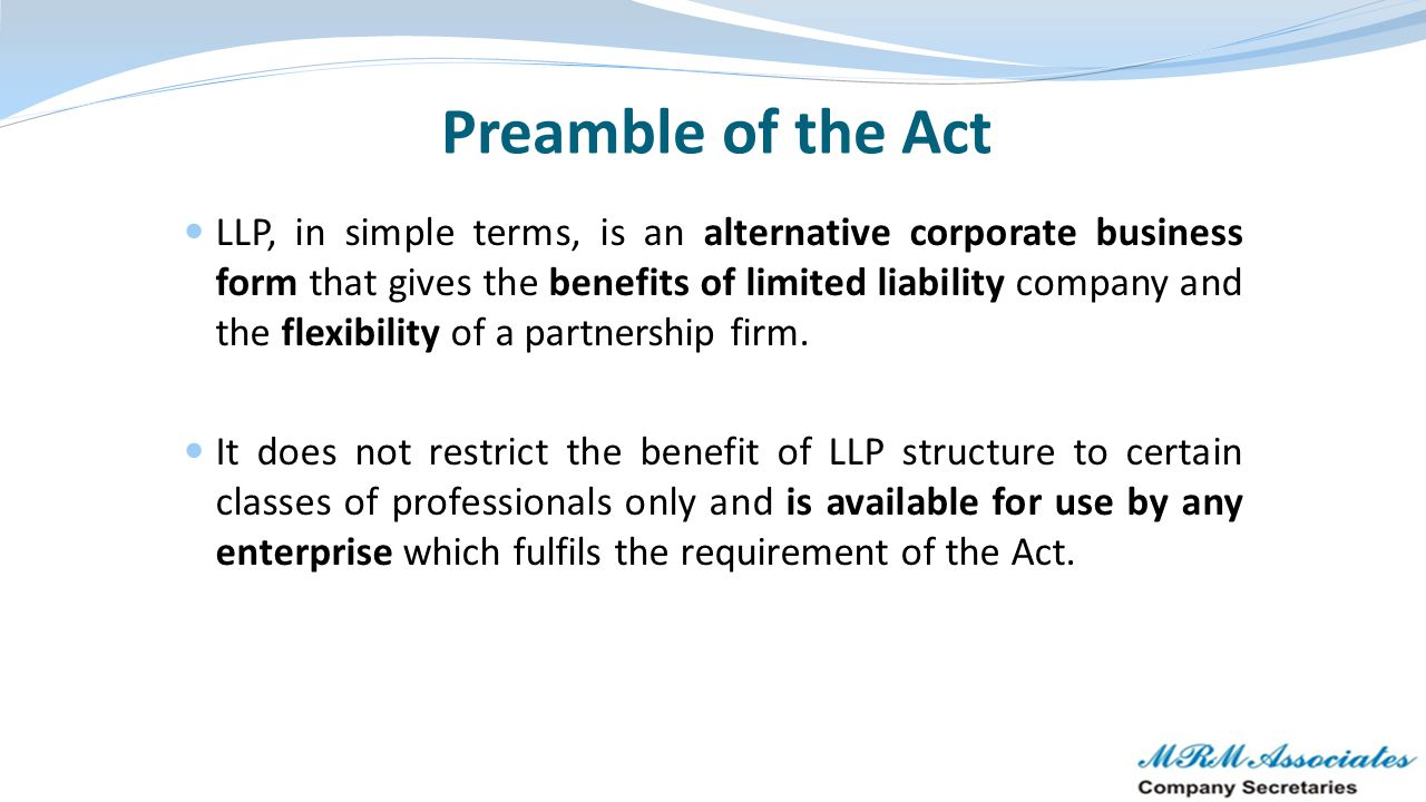 All tangible, intangible assets, interests, rights, privileges, whole of undertaking gets vested in LLP without further assurance, act or deed.